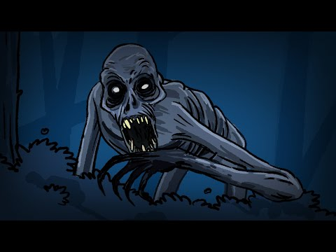 The creature in the well. Rake 2. Horror animated story №35 (animation)