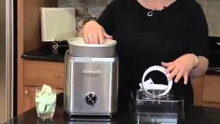 Pure Indulgence™ 2 Quart Frozen Yogurt-Sorbet & Ice Cream Maker Demo Video Icon