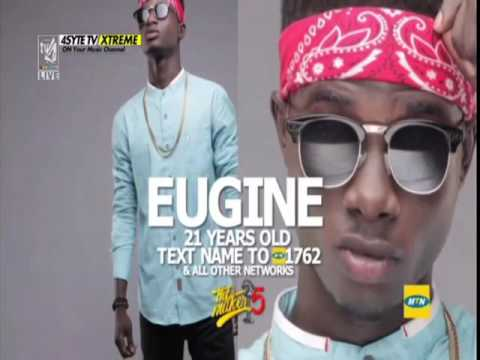 Eugine's 6th Performance @mtn Hitmaker 5