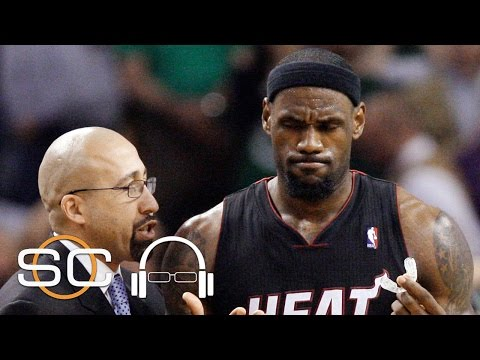 David Fizdale On LeBron James' Playoff Preparation | SC With SVP | May 10, 2017