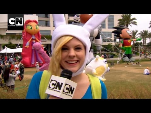 Chanelle's Comic-Con Wrap-Up   SDCC 2013   Cartoon Network