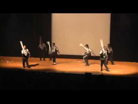 Dance of the Tumblers
