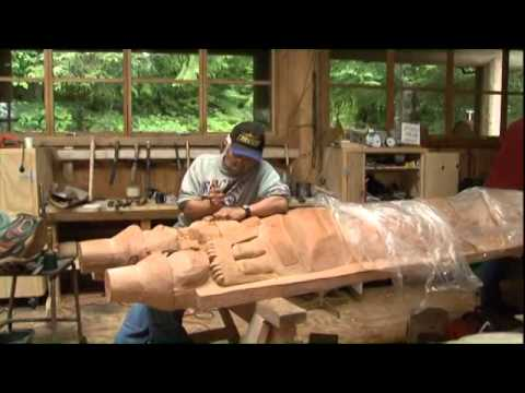 Discoveries…America Special Edition, Artist Profiles: Wood Sculptors