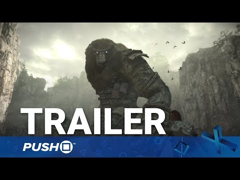 Shadow of the Colossus PS4 Trailer | PlayStation 4 | TGS 2017