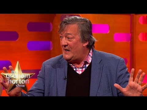 Stephen Fry Had to Explain to Prince Charles What a 'Prince Albert' Is! | The Graham Norton Show