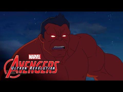 Marvel's Avengers Assemble 3.22 Clip