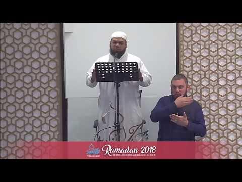 Islam is a Marathon - Shaykh Ahsan Hanif