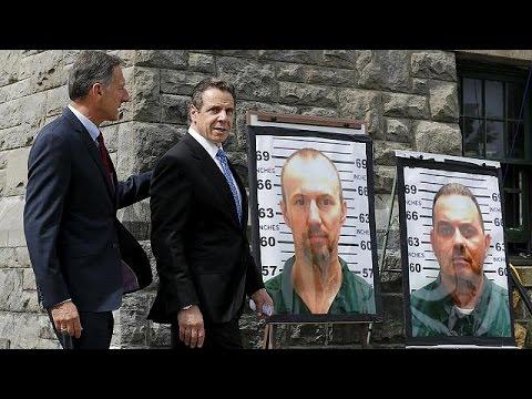 ΗΠΑ: Αναζητούνται στο Βερμόντ οι δύο επικίνδυνοι δραπέτες