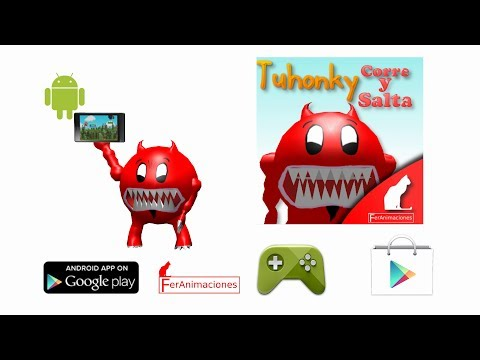 Video of Tuhonky Run and Jump 2D Free