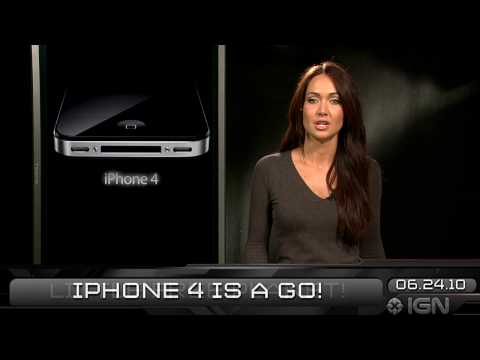 preview-IGN Daily Fix, 6-24: iPhone Launch & PS Plus (IGN)