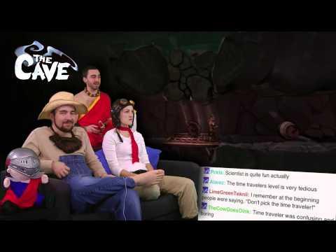 The Cave - VGA Edit