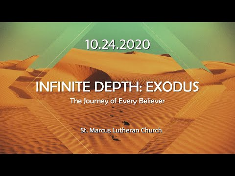 10.24.2020 | Exodus: The Journey of Every Believer | The Birth of Moses