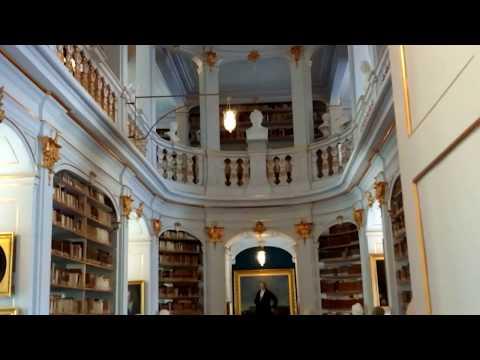 Herzogin Anna Amalia Bibliothek Weimar 21.05.2018 / 01