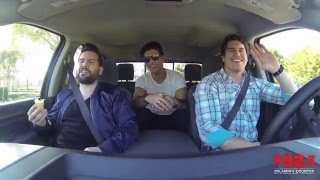 Video Country Carpool with DAN+SHAY and J.R. download in MP3, 3GP, MP4, WEBM, AVI, FLV January 2017
