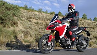 Ducati Multistrada 1260 Pikes Peak - Video Dalla Rete