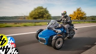 8. Can-Am Spyder F3-S