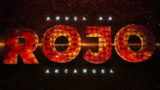 Video Arcangel x Anuel AA - Rojo [Lyric Video] MP3, 3GP, MP4, WEBM, AVI, FLV Desember 2018