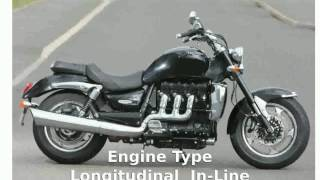 9. 2011 Triumph Rocket III Touring Specs and Details