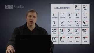 Тайны еврейских имен и слов в Писании. Часть 1