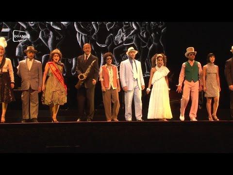 Show SamBRA começa hoje em São Paulo; veja vídeo