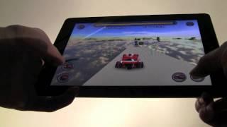 Jet Car Stunts iPad Update Hands on