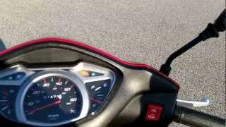 2. Honda Elite nhx110 Review and Ride (lead 110 scooter) top speed
