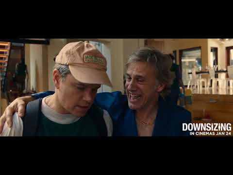 Downsizing | Dusan Will Save You | Paramount Pictures UK