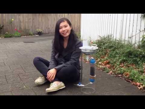 17-year-old invents water purifier powered by the sun Australian teen's invention could help make clean water easy and affordable to access.