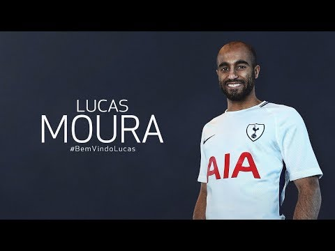 Lucas Moura | Welcome to Tottenham | Goals, Skills, Assists (видео)