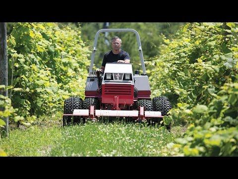 Elite Vineyard Property Management Equipment
