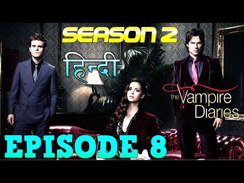 The Vampire Diaries Season 2 Episode 8 Explained Hindi  वैम्पायर डायरीज स्टोरी  ELENA  GOT KIDNAPPED
