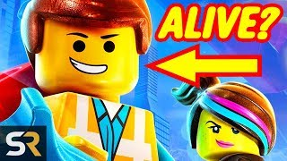 Video 8 Lego Movie Theories So Crazy They Might Be True! MP3, 3GP, MP4, WEBM, AVI, FLV Oktober 2018