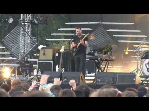 """M83- """"Reunion"""" (720p HD) Live at Lollapalooza in Chicago on August 3, 2012"""