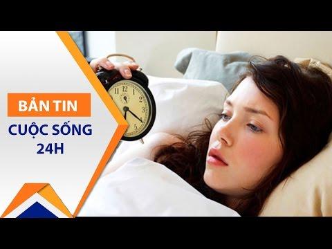 Ngủ dưới 5 tiếng gia tăng nguy cơ béo phì | VTC - Thời lượng: 85 giây.