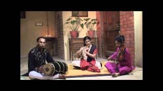 Shantala Flute - Abogi Varnam