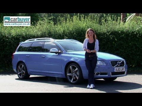 Volvo V70 estate review - CarBuyer