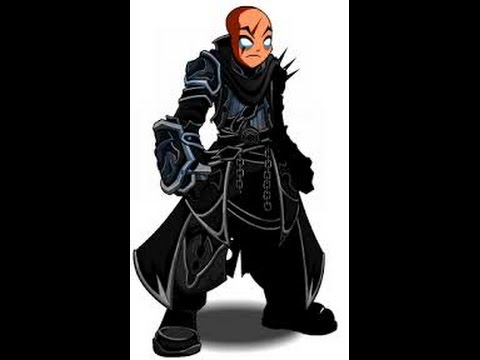 =AQW= How to get The unholy of Vokun (fastest way of farming unity fragments)