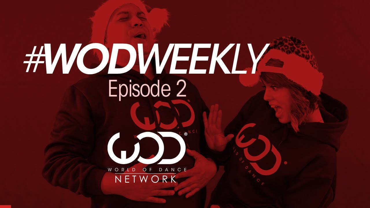 #WODWeekly Xmas Ep2 | Nonstop | Pharside | Mike Song | ML Tour | Remote Kontrol | WODHoodie Giveaway