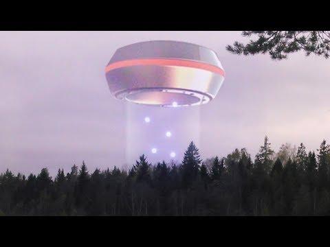 Masiva Aparición de OVNIS  4/3/2018 / Compilación UFO/OVNIS 2018 / Universo Paranormal (видео)