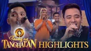 Video Tawag ng Tanghalan: Vice Ganda likes the voice of basketball player Alfrancis MP3, 3GP, MP4, WEBM, AVI, FLV Oktober 2018