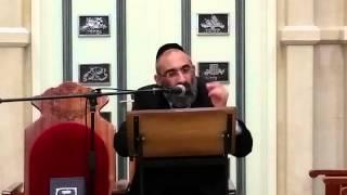 """הרב אברהם בן חמו – פרשת תרומה (ה'תשע""""ה)"""