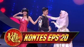 Video Abi [CEMBURU BUTA], Ria Ricis Sampe Cemburu Begitu  - Kontes KDI Eps 20 (31/8) MP3, 3GP, MP4, WEBM, AVI, FLV Juni 2019