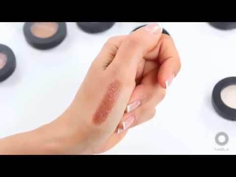 Nabla Nabla Eyeshadow Refill Rust