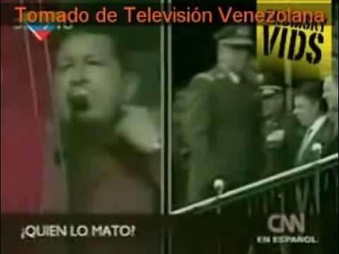 Hugo Chavez y el error de CNN