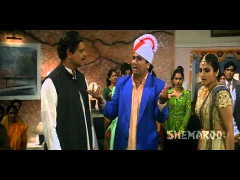 Rajaji - Part 10 Of 15 - Govinda - Raveena Tandon - Bollywood Comedy Movies