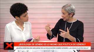 ¿Ideología de Género es lo mismo que Política de Género?