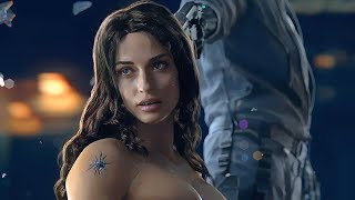Cyberpunk 2077 - Teaser Trailer (2013) (Remastered in 4K using AI Machine Learning) [IMPRESSIVE]