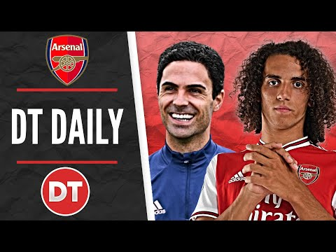 DT DAILY | HERTHA BERLINS MANAGER SAYS THAT GUENDOUZI HAS AN ATTITUDE PROBLEM!