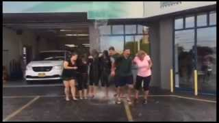 ALS Ice Bucket Challenge Takes a Whole New Level with Colvin Cleaners