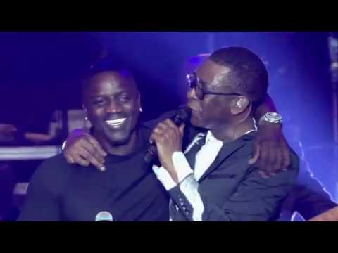 Youssou Ndour - SONG DAAN ft AKON - VIDEO BERCY 2017
